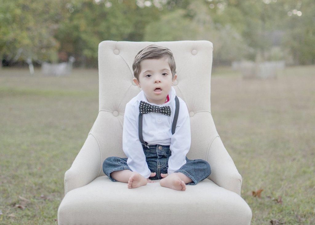 Down Sendromlu Çocukların Fotoğrafını Çeken Fotoğrafçının Yürek Burkan Hikayesi