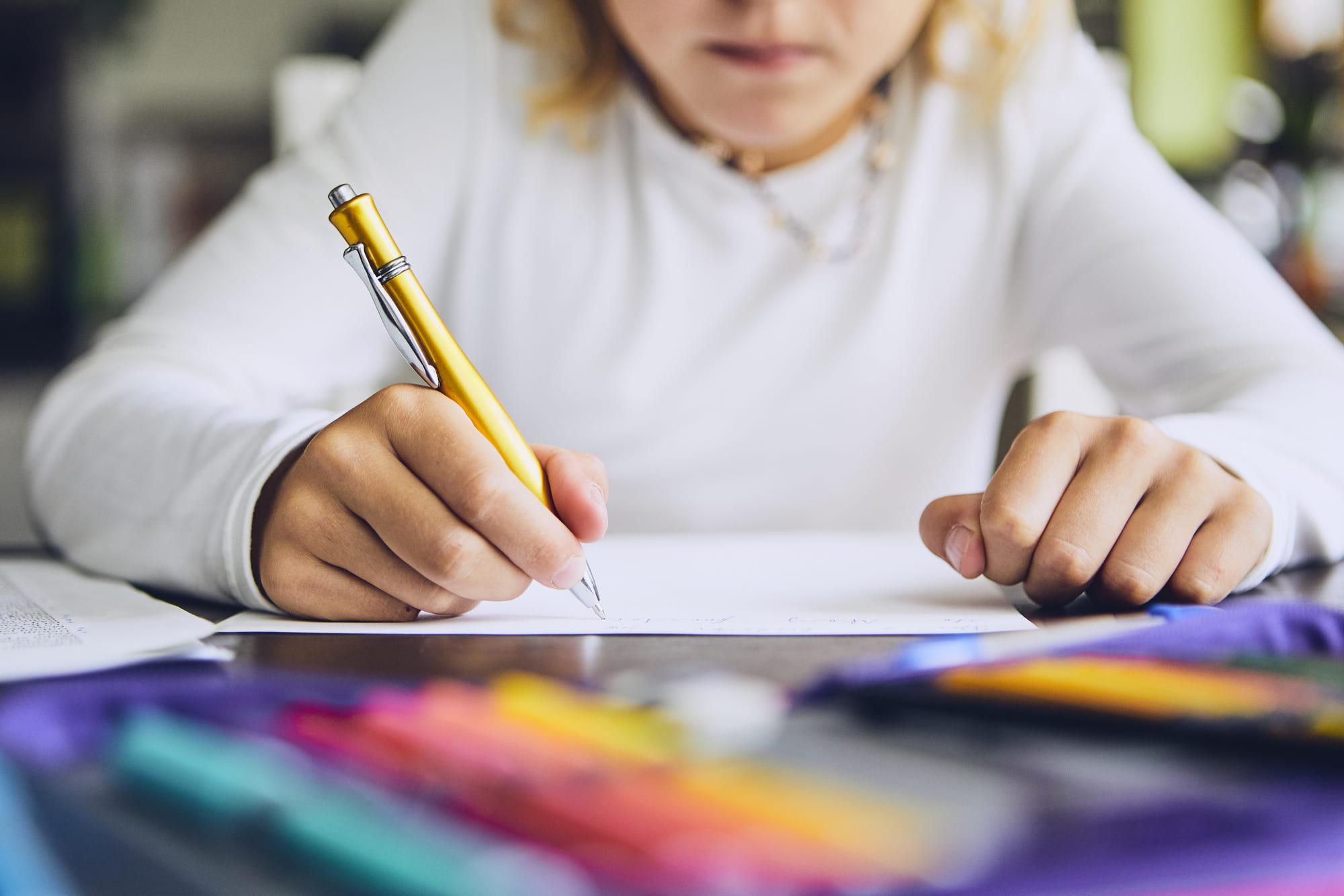 İnce motor becerileri, el yazısı ve yazı yazma… Bunların arasındaki ilişki nedir?