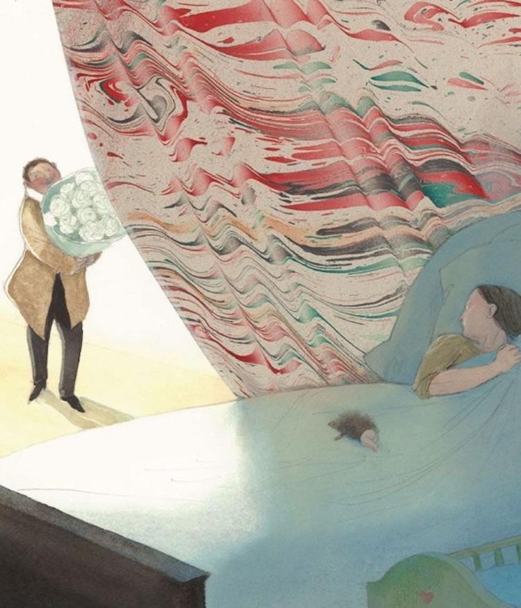 Avusturyalı Sanatçı Lisbeth Zwerger'in Grimm Masalları Çizimleri, İLK EVİN - Özel Eğitim ve Rehabilitasyon Merkezi