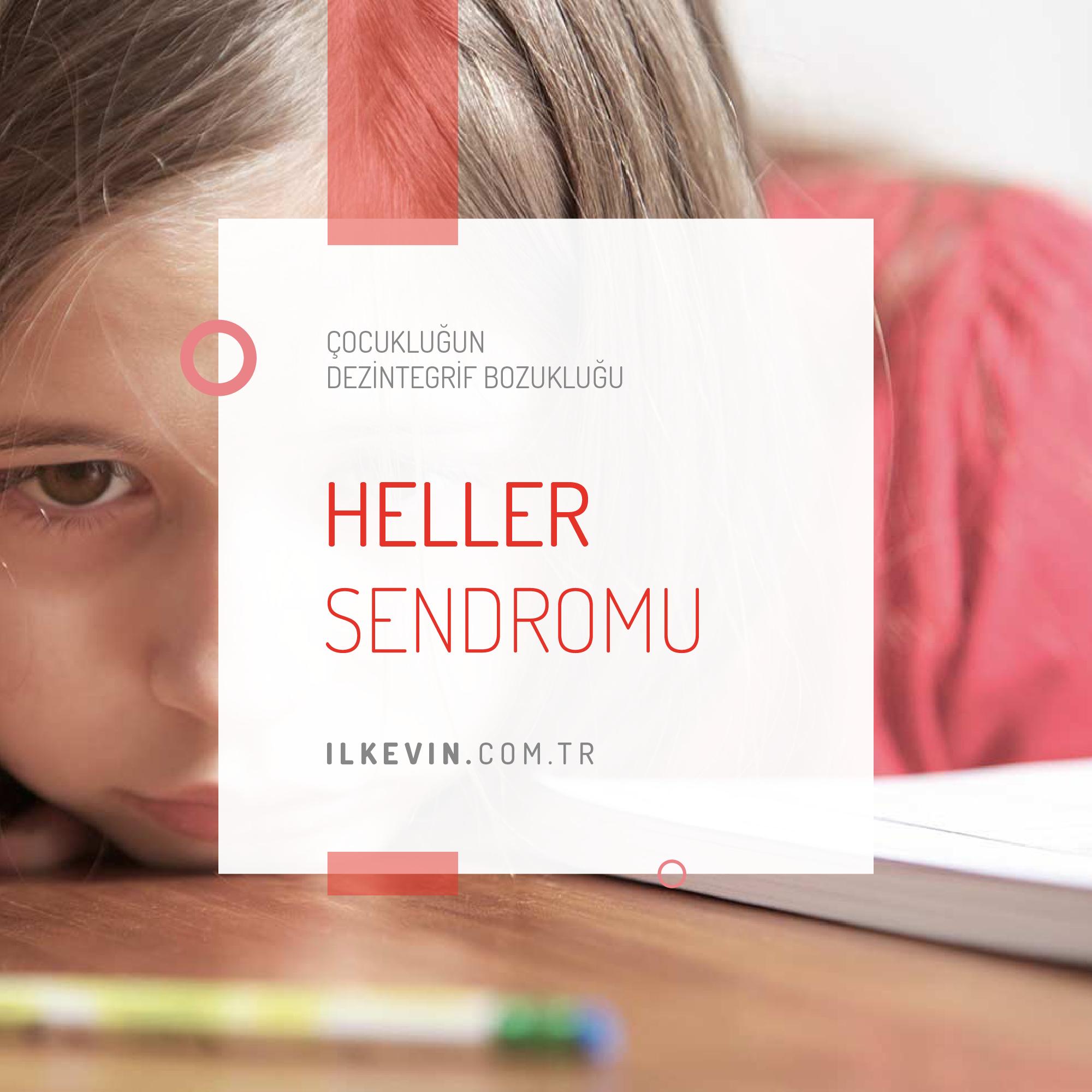Heller Sendromu, İLK EVİN - Özel Eğitim ve Rehabilitasyon Merkezi