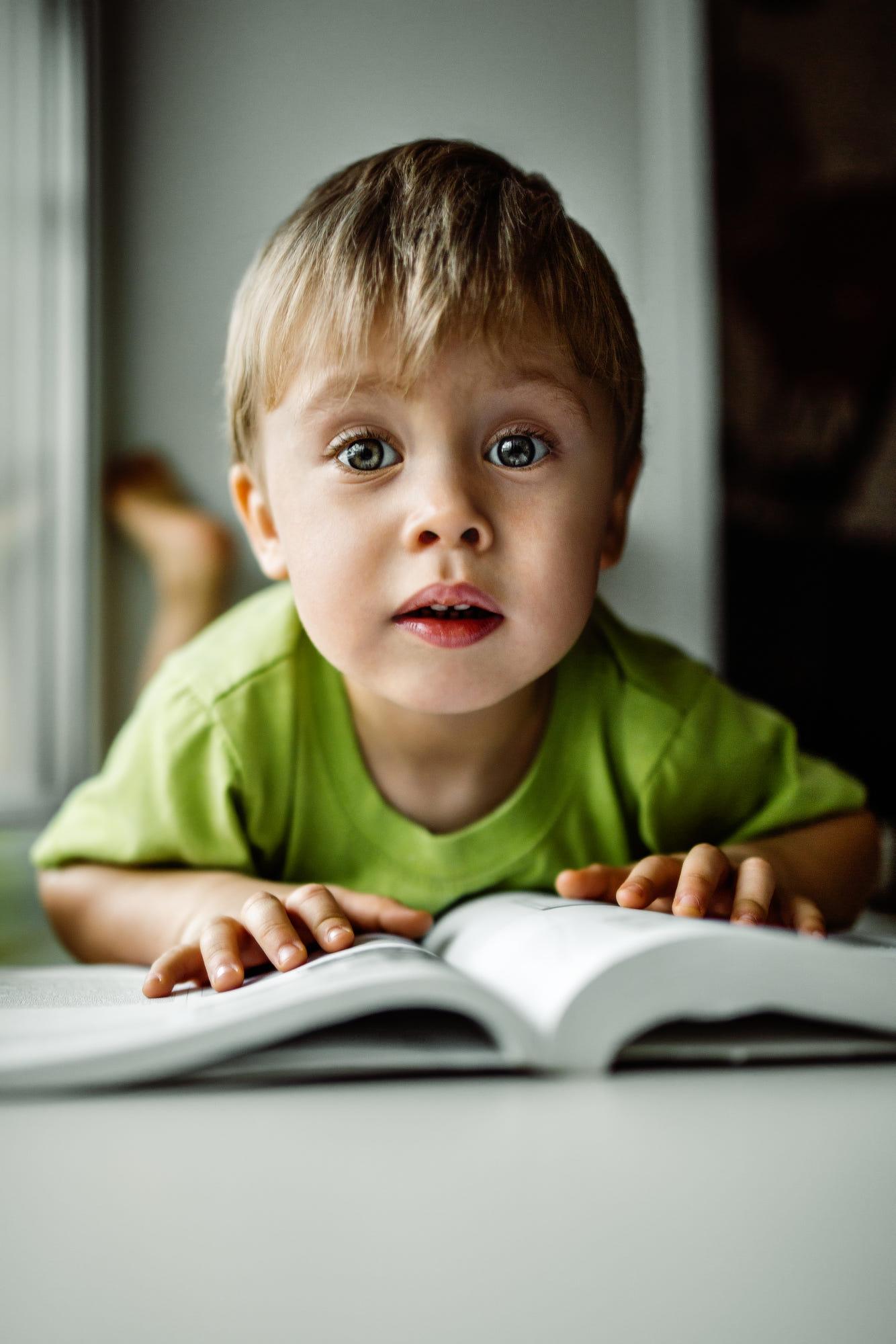 Benimle Oku: Okuma Sevgisini Aşılamak İçin 5 Yol, İLK EVİN - Özel Eğitim ve Rehabilitasyon Merkezi