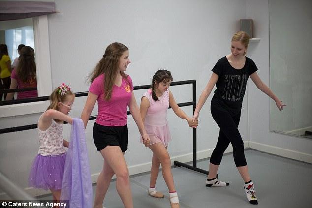 Down Sendromlu Çocuklar İçin Açılan Dans Kursu, İLK EVİN - Özel Eğitim ve Rehabilitasyon Merkezi
