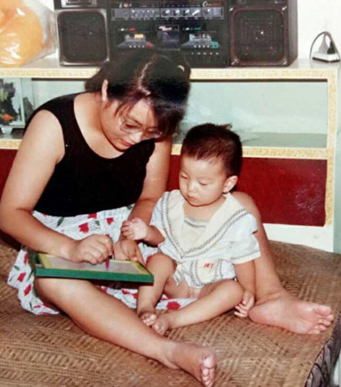 Engelli Oğlundan Ümidini Kesmeyen Annenin Harvard Gururu, İLK EVİN - Özel Eğitim ve Rehabilitasyon Merkezi