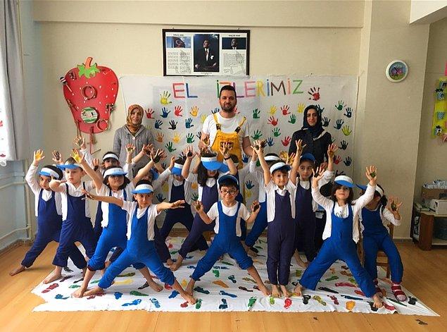 Gebze'deki Sınıfını Kendi İmkanlarıyla Bir Hayal Ülkesine Çeviren Mehmet Bilgin, İLK EVİN - Özel Eğitim ve Rehabilitasyon Merkezi